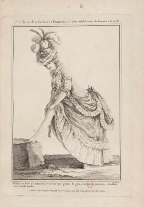 La Galerie des Modes et Costumes Français Captu258