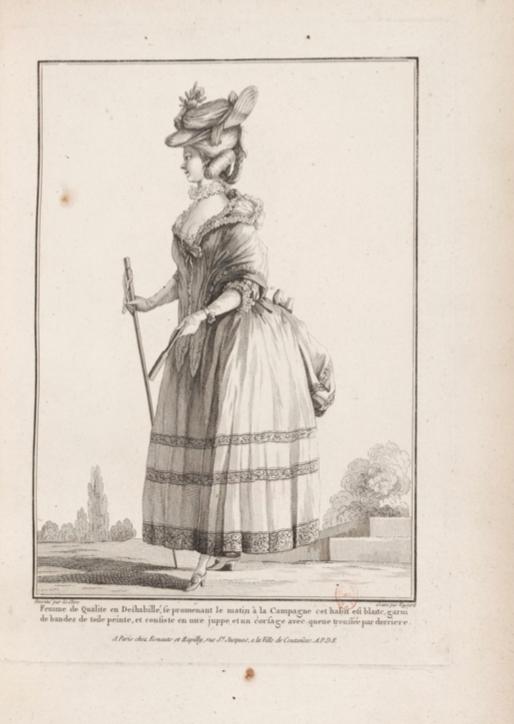 La Galerie des Modes et Costumes Français Captu260