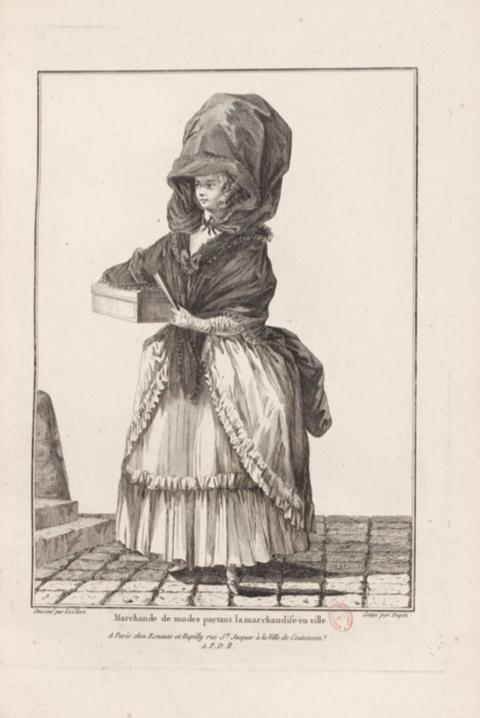 La Galerie des Modes et Costumes Français Captu261