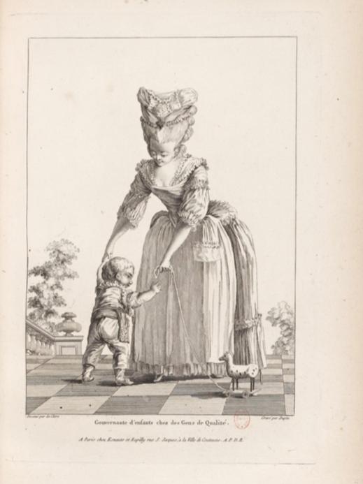 La Galerie des Modes et Costumes Français Captu262