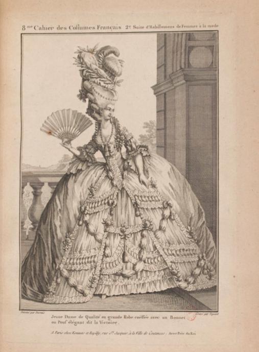 La Galerie des Modes et Costumes Français Captu263