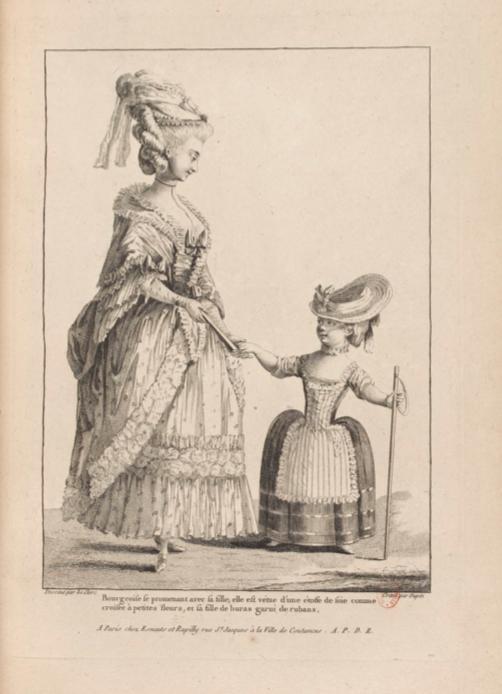 La Galerie des Modes et Costumes Français Captu264