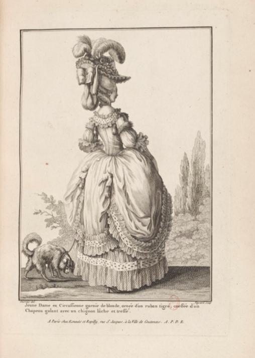 La Galerie des Modes et Costumes Français Captu265