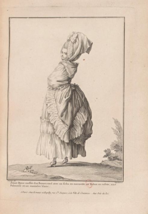 La Galerie des Modes et Costumes Français Captu266
