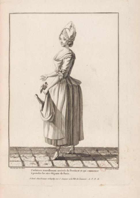 La Galerie des Modes et Costumes Français Captu267