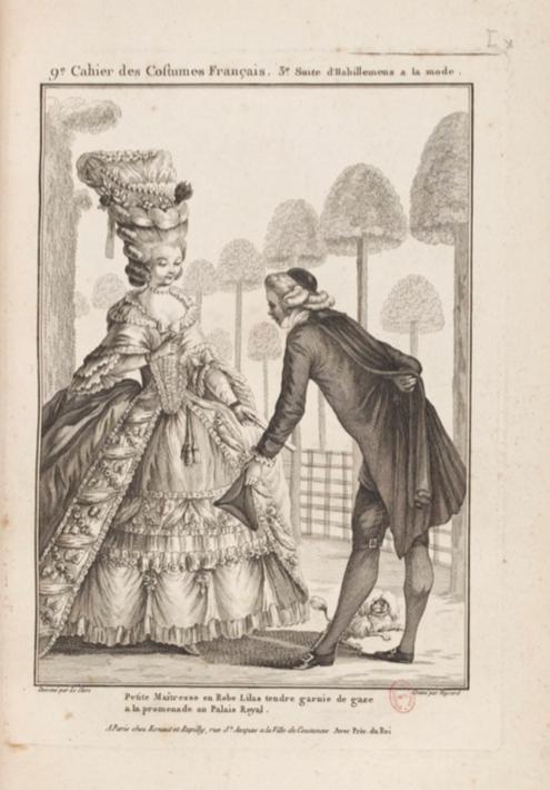 La Galerie des Modes et Costumes Français Captu269