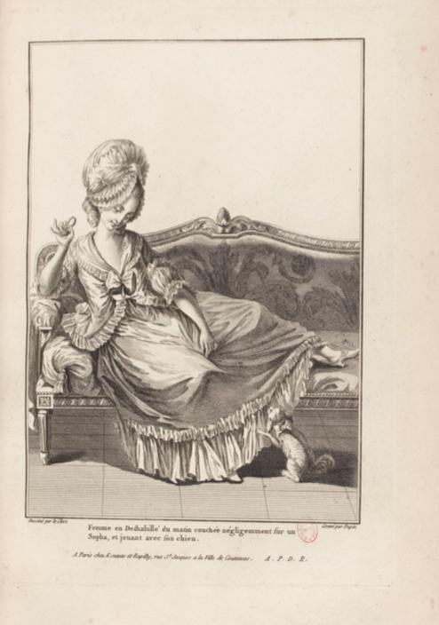 La Galerie des Modes et Costumes Français Captu270