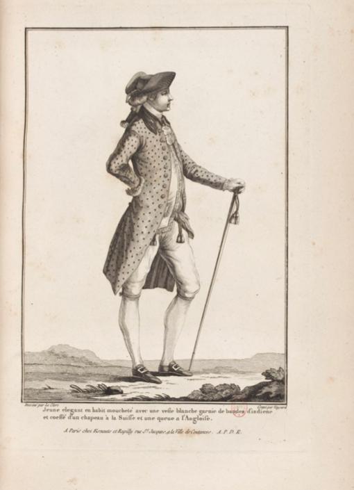 La Galerie des Modes et Costumes Français Captu272