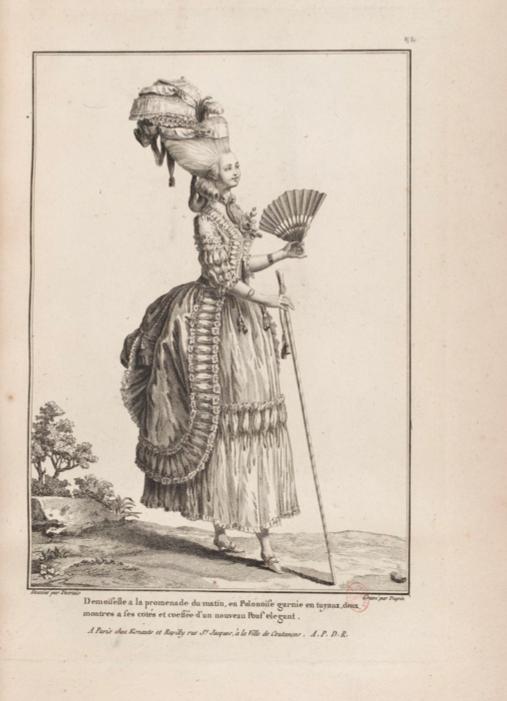 La Galerie des Modes et Costumes Français Captu273