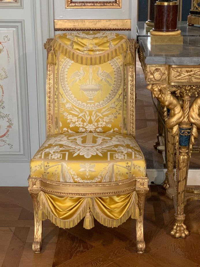 Nouvelles salles consacrées au XVIIIe siècle au Louvre - Page 21 Captu274