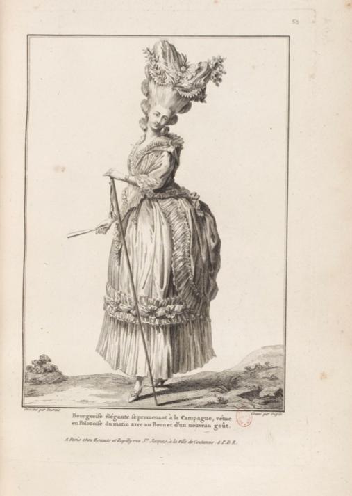 La Galerie des Modes et Costumes Français Captu274