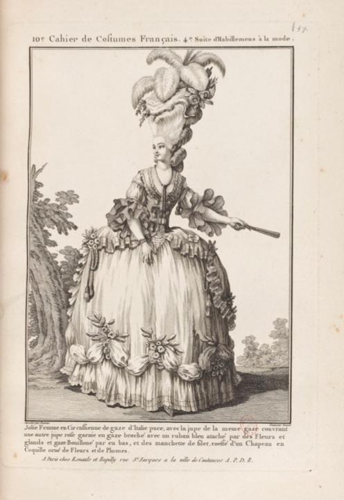 La Galerie des Modes et Costumes Français Captu275