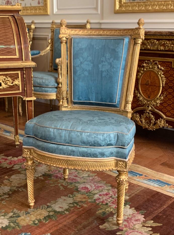 Nouvelles salles consacrées au XVIIIe siècle au Louvre - Page 21 Captu277