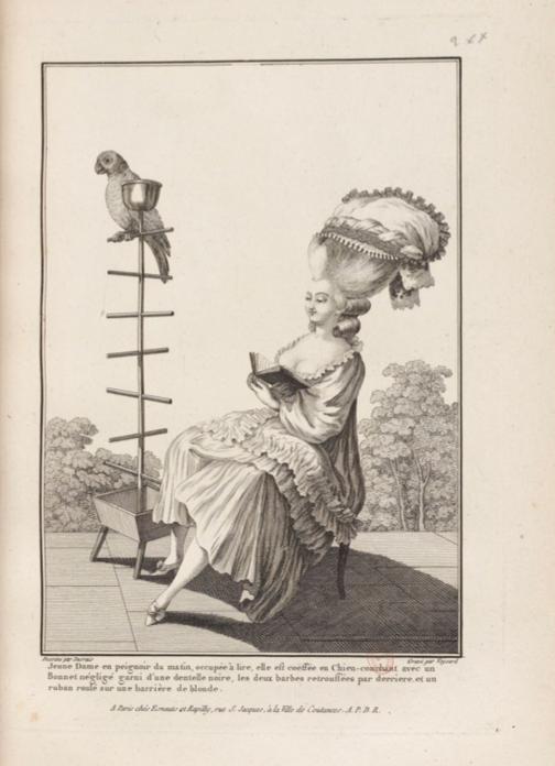 La Galerie des Modes et Costumes Français Captu277