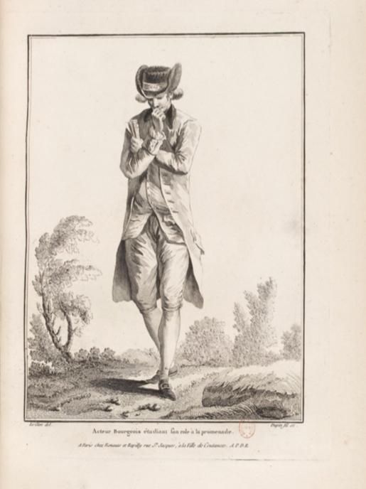La Galerie des Modes et Costumes Français Captu278