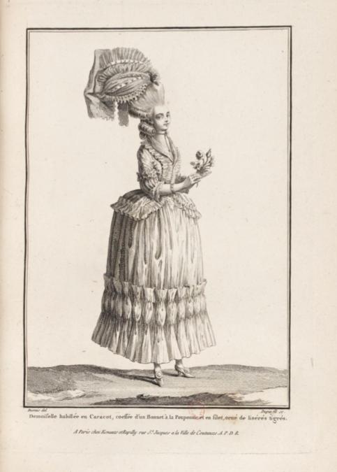 La Galerie des Modes et Costumes Français Captu280