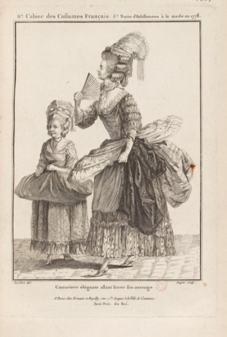 La Galerie des Modes et Costumes Français Captu281