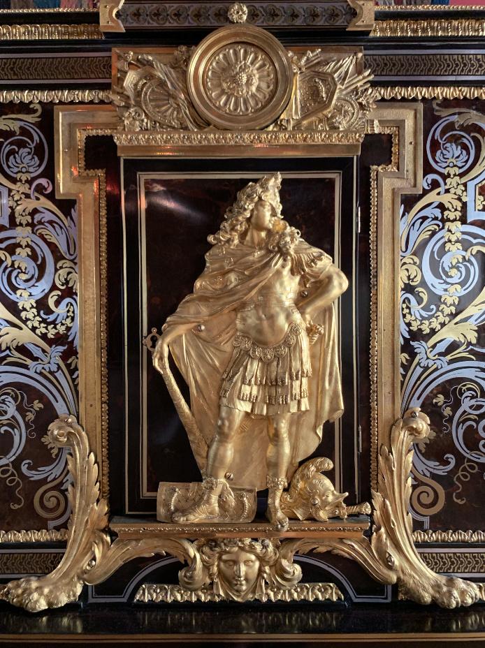 Nouvelles salles consacrées au XVIIIe siècle au Louvre - Page 21 Captu283