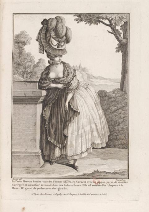 La Galerie des Modes et Costumes Français Captu283