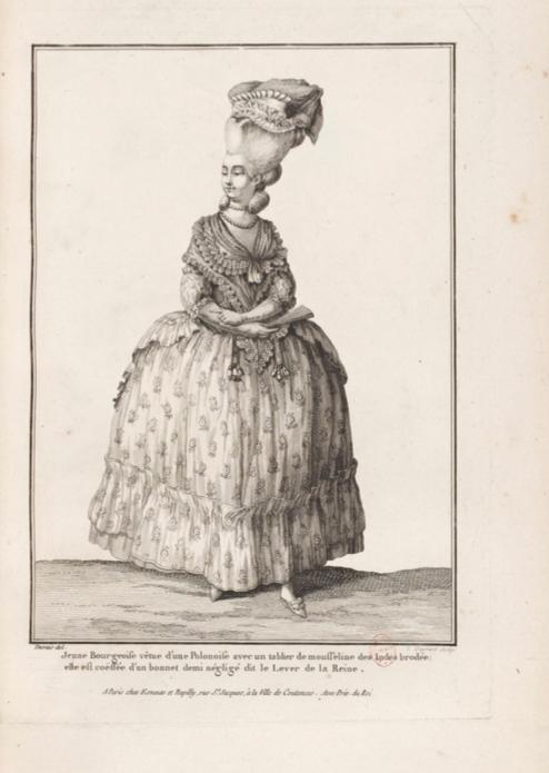 La Galerie des Modes et Costumes Français Captu286