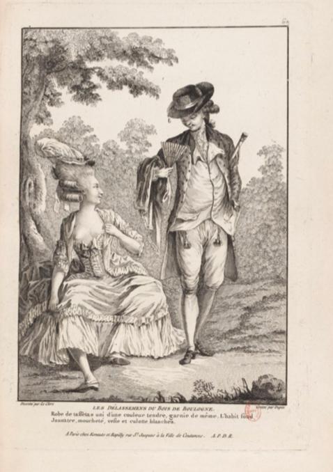 La Galerie des Modes et Costumes Français Captu288