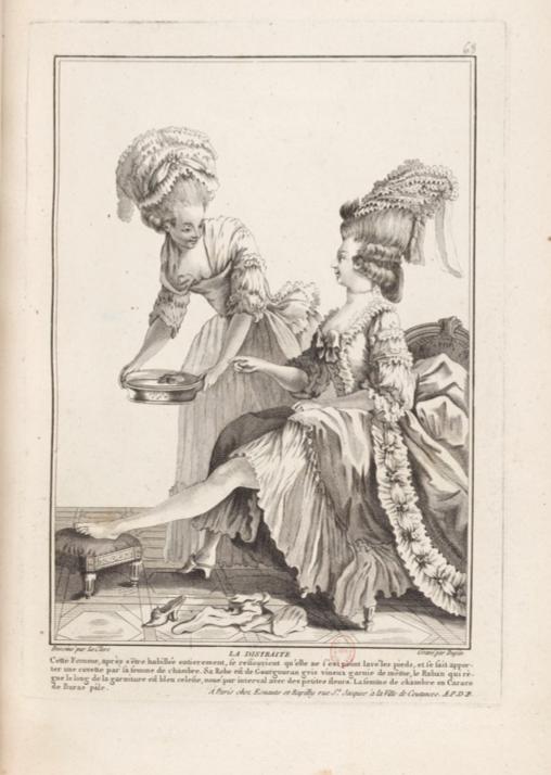 La Galerie des Modes et Costumes Français Captu289