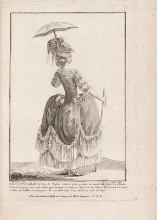 La Galerie des Modes et Costumes Français Captu295