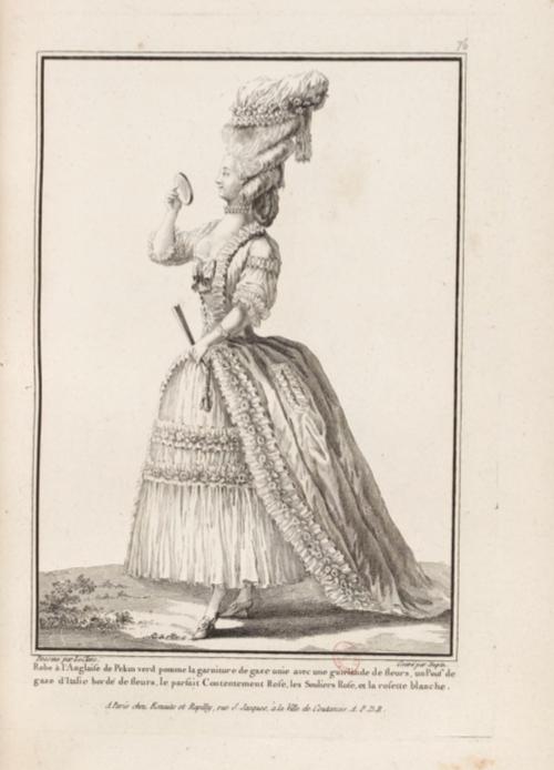 La Galerie des Modes et Costumes Français Captu296