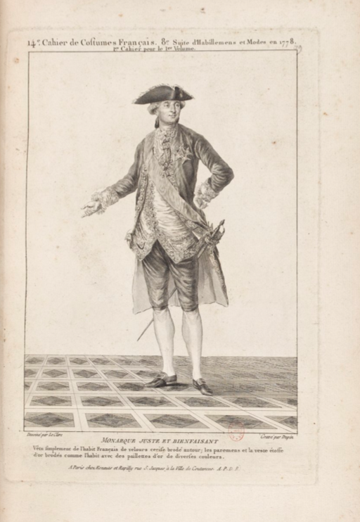 La Galerie des Modes et Costumes Français Captu300