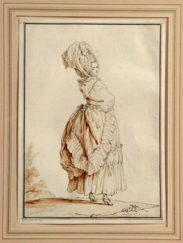 La Galerie des Modes et Costumes Français Captu303