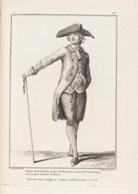 La Galerie des Modes et Costumes Français Captu304