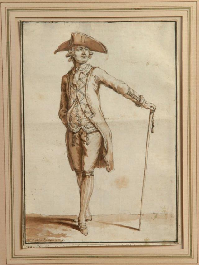 La Galerie des Modes et Costumes Français Captu305