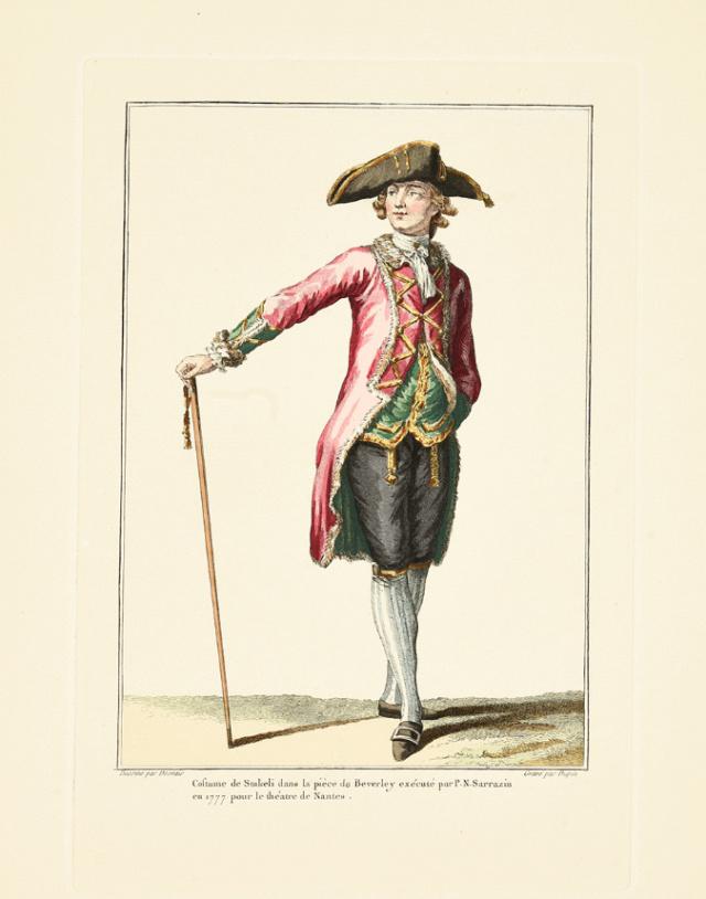 La Galerie des Modes et Costumes Français Captu306