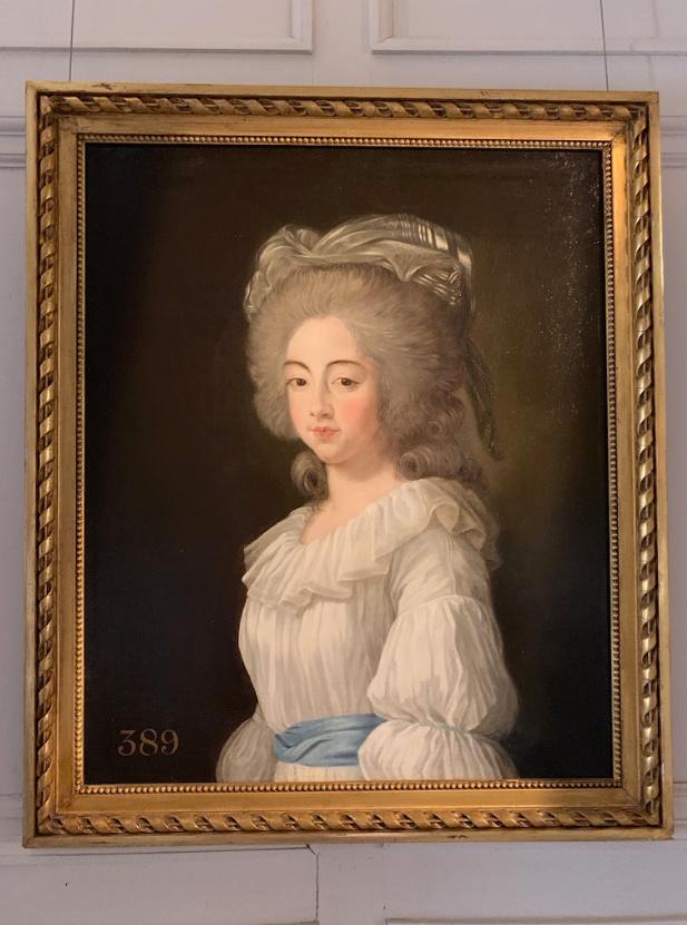 Exposition « L'anti Marie-Antoinette : Marie-Joséphine Louise de Savoie » à la chapelle expiatoire Captu311