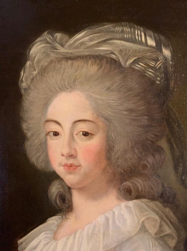Exposition « L'anti Marie-Antoinette : Marie-Joséphine Louise de Savoie » à la chapelle expiatoire Captu313
