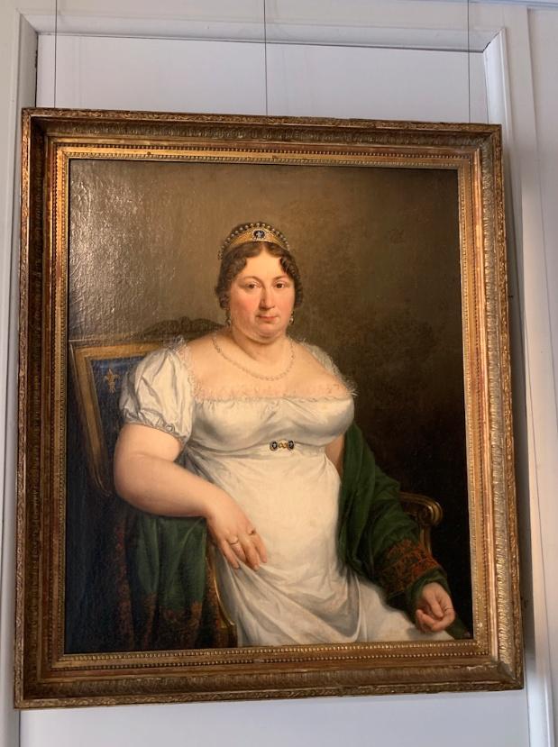 Exposition « L'anti Marie-Antoinette : Marie-Joséphine Louise de Savoie » à la chapelle expiatoire Captu314