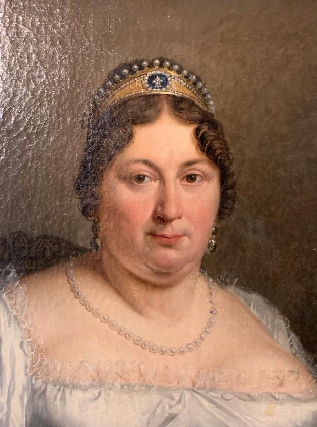 Exposition « L'anti Marie-Antoinette : Marie-Joséphine Louise de Savoie » à la chapelle expiatoire Captu315