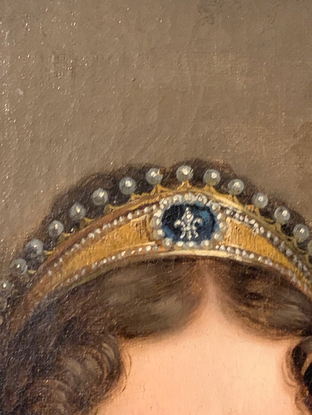 Exposition « L'anti Marie-Antoinette : Marie-Joséphine Louise de Savoie » à la chapelle expiatoire Captu318