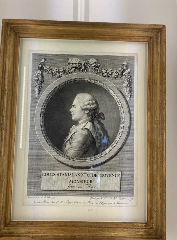 Exposition « L'anti Marie-Antoinette : Marie-Joséphine Louise de Savoie » à la chapelle expiatoire Captu322