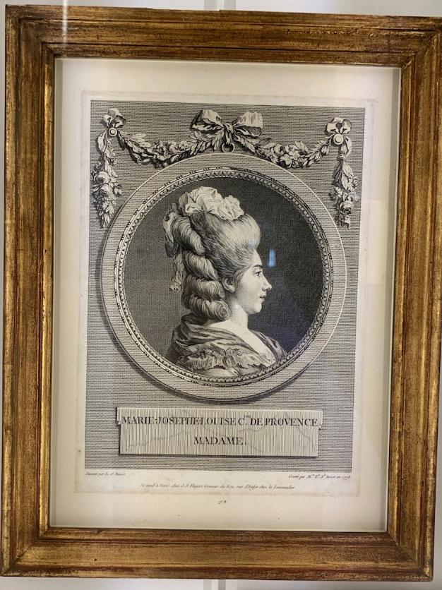 Exposition « L'anti Marie-Antoinette : Marie-Joséphine Louise de Savoie » à la chapelle expiatoire Captu323