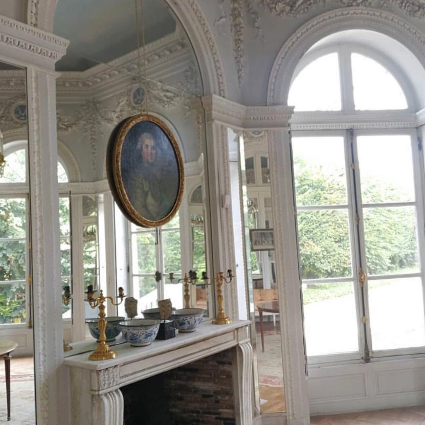 Le château de Montreuil et le pavillon de musique de Madame, comtesse de Provence - Page 2 Captu327