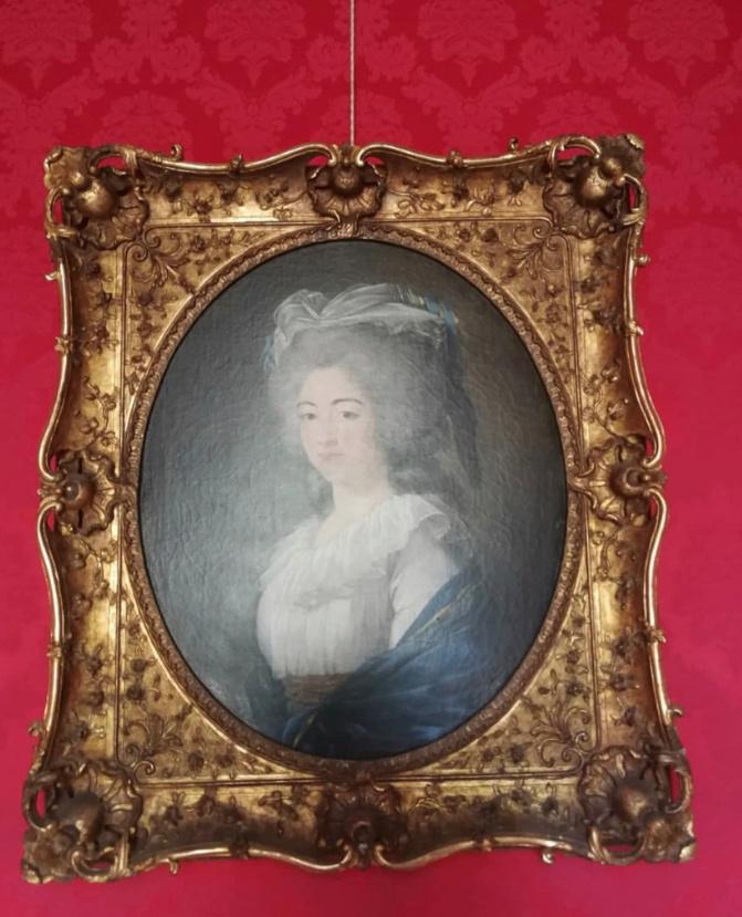 Le château de Montreuil et le pavillon de musique de Madame, comtesse de Provence - Page 2 Captu328