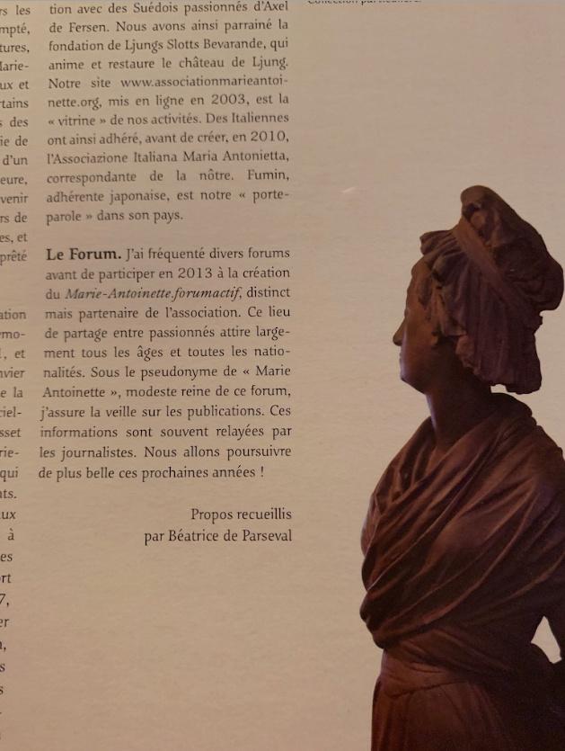 Catalogue de l'exposition : Marie-Antoinette, métamorphoses d'une image (La Conciergerie, Paris) Captu370