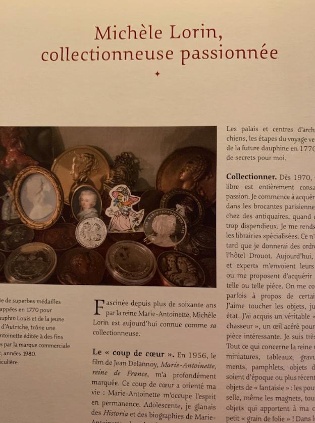 Catalogue de l'exposition : Marie-Antoinette, métamorphoses d'une image (La Conciergerie, Paris) Captu371