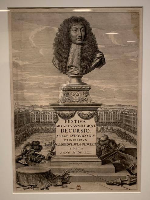 """Exposition """"Graver pour le roi"""" au musée du Louvre Captu380"""