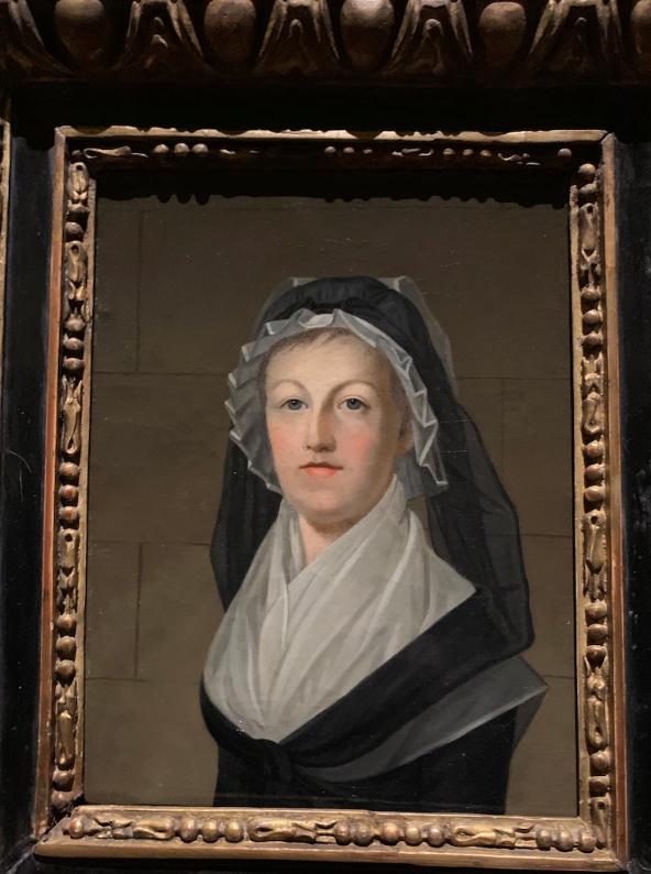 Exposition à la Conciergerie : Marie-Antoinette, métamorphoses d'une image  - Page 2 Captu381
