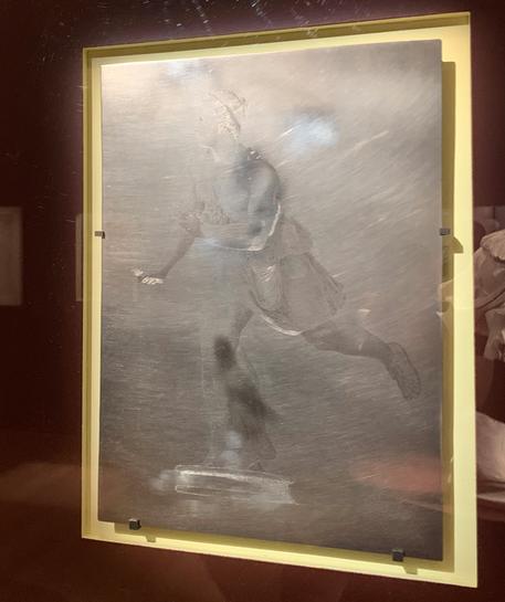 """Exposition """"Graver pour le roi"""" au musée du Louvre Captu381"""