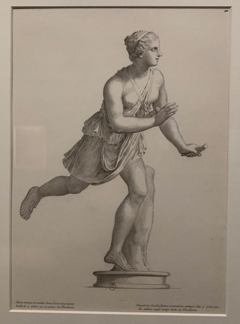 """Exposition """"Graver pour le roi"""" au musée du Louvre Captu382"""
