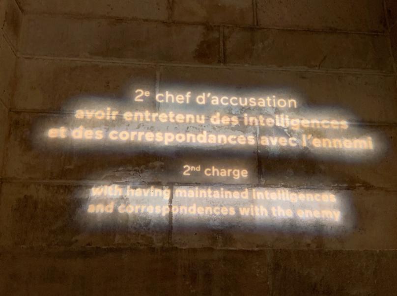 Exposition à la Conciergerie : Marie-Antoinette, métamorphoses d'une image  - Page 2 Captu384
