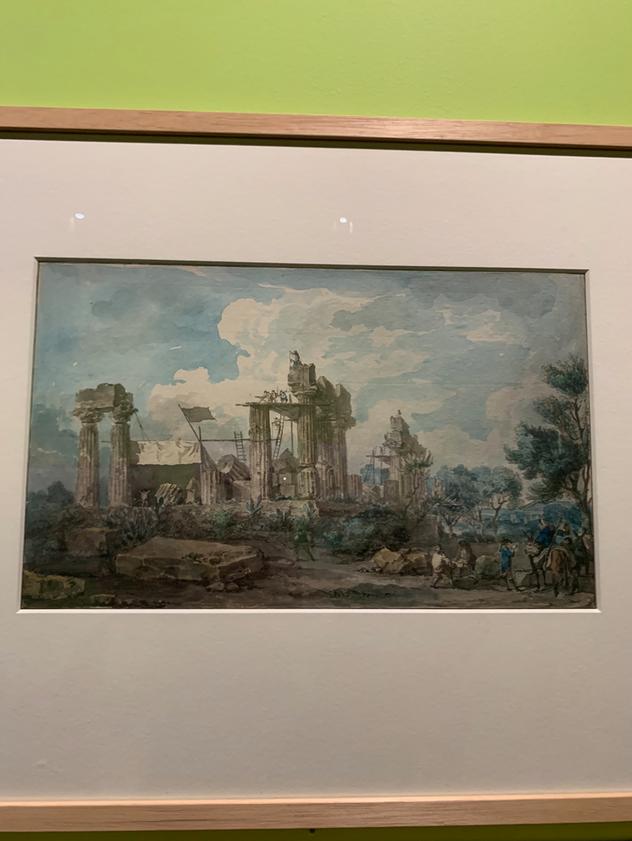 Expo Cognacq Jay : Génération en Révolution - Dessins français du musée Fabre Captu387